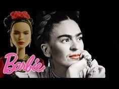Barbie Unveils 17 New Dolls Based On Inspiring Women Like Frida Kahlo And Chloe Kim, And We Want Them All New Barbie Dolls, Barbie Toys, Women's Day 8 March, 8th Of March, Chloe Kim, Katherine Johnson, Hidden Figures, Happy International Women's Day, Bored Panda