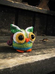 Amigurumi Owl | Kollabora #DIY #kollabora