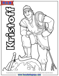 fancy_header3]like this cute coloring book page? check out these ... - Disney Frozen Coloring Book Pages