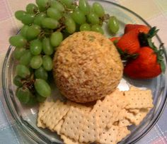 Sweet Tea and Cornbread: Curried Chicken Cheese Ball!
