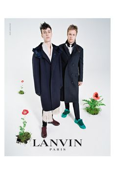 Lanvin Fall/Winter 2014 Campaign image Lanvin Fall Winter 2014 Menswear Campaign 003