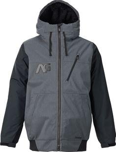 Analog Greed Snowboard Jacket Mens