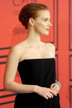 Jun 03 | 2013 CFDA Fashion Awards - 006 - Jessica Chastain Network