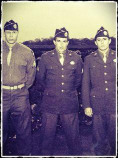 Donnie Wahlberg, Frank John Hughes and Rick Gomez - from Frank John Hughes twitter