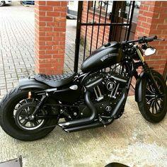 Harley Sportster                                                                                                                                                      More #harleydavidsonsoftailbobber