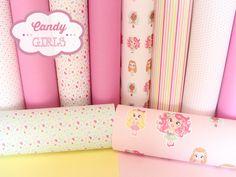 Coleção Candy Girls ♥