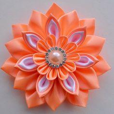 Květ * kanzashi
