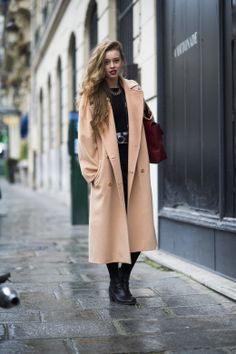 Best Street Style Trends for Couture Fashion Week 2014