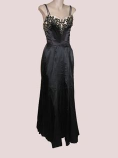 """Anne Baxter gown from """"The Spoilers"""""""