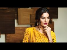 Asim Jofa Summer Luxury Lawn Collection 2017  Behind the Shoot