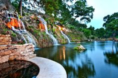 Hill Country Wedding Venue - The Lodge at Bridal Veil Falls located in Spring Branch, TX. Unusual Wedding Venues, Wedding Venue Prices, Wedding Venues Texas, Beautiful Wedding Venues, Wedding Costs, Wedding Locations, Dream Wedding, Wedding Ideas, Fantasy Wedding