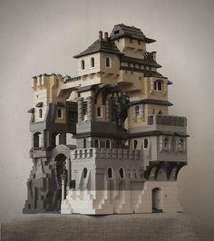 Lego Rick Castle