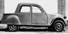 2CV a carrosserie spéciale(6)  aujourd'hui la 2CV Citroneta La 2cv CITRONETA. L'usine Citroën d'Arica au Chili produira de 1953 à 1973 cette 2cv modifiée en trois volumes à coffre, nommée CITRONETA.