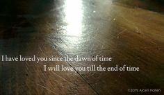 #eternal #love #time