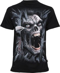 Here's Zombie graphic shirt by Spiral Direct. Gothic ShirtsGothic  ClothingClothing ...