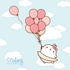 """Molang Official on Twitter: """"Fly #Molang ... Fly my #cute little ..."""
