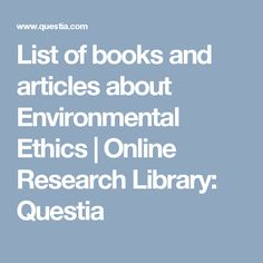 Discover librarian-selected research resources on Afrocentric Education from the Questia online library, including full-text online books, academic journals, magazines, newspapers and more. Environmental Ethics, Evolutionary Psychology, Communication Studies, Controversial Topics, Study Journal, Media Studies, Primary Sources, Essay Topics, Classic Literature