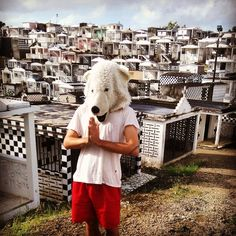 Cimetière de morne-à-l'eau #guadeloupe #pauliebeer #gwada #cimetery