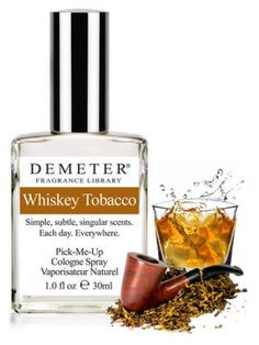Whiskey Tobacco - This and Brownie are my favorite!  But I want the whole line...