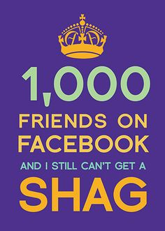 1,000 Friends on Facebook - Czar Catstick, BigFatArts.com.