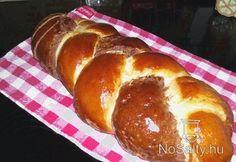 Kakaós fonott kalács Keto, Bread, Food, Eten, Bakeries, Meals, Breads, Diet