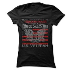 Never underestimate Mom T-Shirts, Hoodies, Sweaters