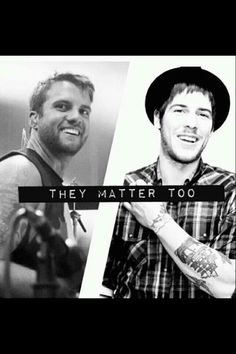 They really do matter All Time Low wouldn't exist with out Zack and Rian!