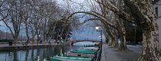 Annecy, France: my personal swan lake – Un rêve de la France