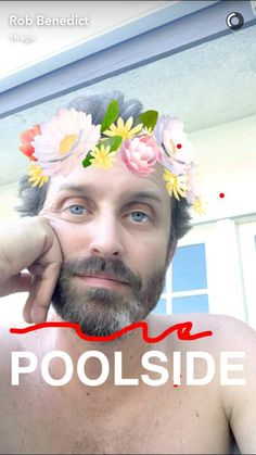 Everything Rob Benedict Related                                                                                                                                                     More