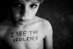 October is Domestic Violence Awareness Month. Domestic Violence affects the whole family