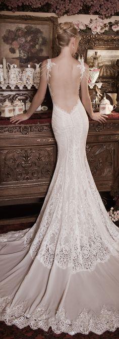 Naama Anat Fall 2016 Wedding Dress