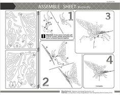 3D Puzzle Set 10-6