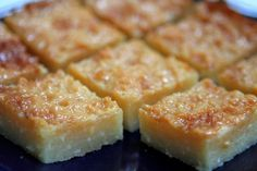 Cooking Cassava Cake is now made easy with this recipe! See the ingredients and cooking instructions here. Filipino Desserts, Asian Desserts, Filipino Recipes, Filipino Food, Pinoy Food, Easy Cake Recipes, Gourmet Recipes, Dessert Recipes, Cooking Recipes