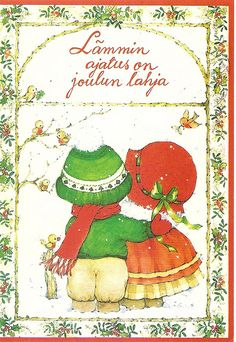 Christmas gift   von Paicil illustrated by Carole