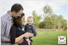 Family of 3. Kelli Brewer Photography | Northern Virginia Photographer - Manassas Virginia Photographer