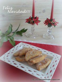 Cocina compartida: Empanadillas rellenas de cabello de ángel y Feliz Navidad a tod@s!!!