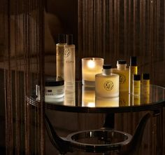Review of the new look spa at The Belfry with ESPA
