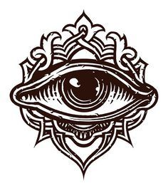 Collection of Third Eye Drawing Simbolos Tattoo, Dreieckiges Tattoos, Hand Tattoo, Tattoo Drawings, Body Art Tattoos, Tribal Tattoos, Chest Piece Tattoos, Tattoo Sketches, Tatoos