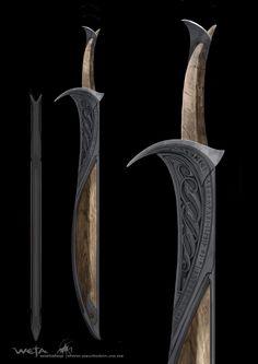 bolg sword - Google Search
