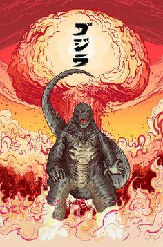 matthewpetz:  Legendary Godzilla!