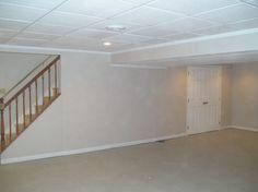 finished basement system