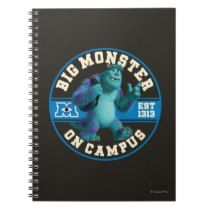 Big Monster on Campus notebooks