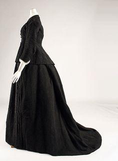 Dress Date: ca. 1875 Culture: French