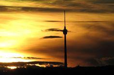 Der Stuttgarter Fernsehturm Foto: Leserfotograf guenther