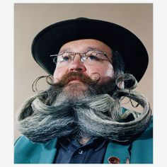 Photographed at the World Beard & Moustache Championship    by Nick Johnson