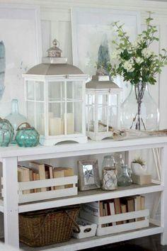 Adorable 65 Beautiful Coastal Themed Living Room Decorating Ideas https://lovelyving.com/2017/09/13/65-beautiful-coastal-themed-living-room-decorating-ideas-make-home-cozy/