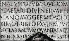 ローマの歴史ある曲線美に酔いしれろっ...!!英文フォント「Trajan」の魅力 #LOVEFONT