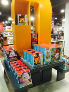 Myer - Department Store - Sydney - Toys - Layout - Landscape - Visual Merchandising - www.clearretailgroup.eu