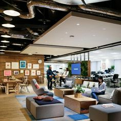 Facebook's new 1+ million-square-foot corporate campus mirrors the company's philosophy: It's open, mobile, socially connected, dimensionally...