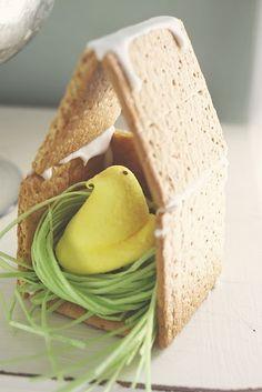 Peeps: 12 Marshmallow Peep Recipes & Decor! - Tip Junkie